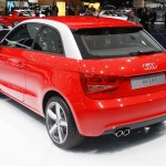 Audi A1 at Geneva