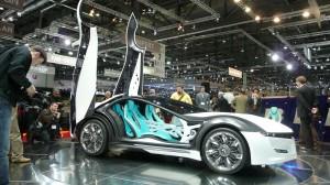 Bertone Alfa Pandion concept