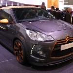 Citroen DS3 Racing at the Geneva Motor Show