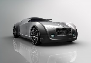 David Seesing's winning design for the RCA/Bentley Aero project