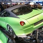 Ferrari 599 Hybrid prototype at Geneva