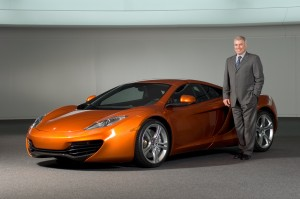 Frank Stephenson and the 12C