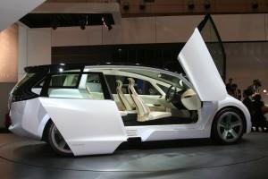 Honda Skydeck concept car