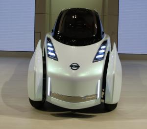 Nissan Land Glider concept EV