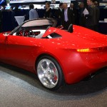 Pininfarina designed Alfa Romeo 2uettottanta concept