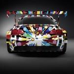 Jeff Koons 17 BMW Art Car