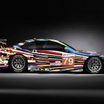 Jeff Koons 17th BMW Art Car