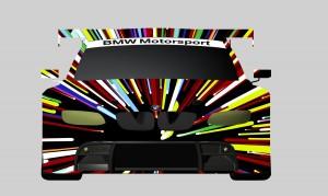 Jeff Koons, design concept for the 17 BMW Art Car