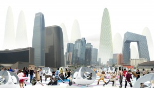 Standardarchitecture's proposal for an urban future
