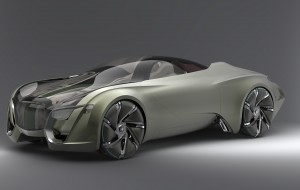 Bora Kim's 'Jekyll and Hyde' Bentley concept