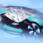 Dalibor Pantucek's 'One-car ideology' concept for Skoda