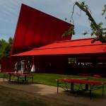 Jean Nouvel's design for the 2010 Serpentine Pavilion © NSBanks