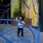 Benedict Radcliffe's Air Sculpture Garden for Nike