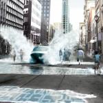 J Mayer's proposal for Audi Urban Future Award