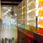 Kvadrat textile collection in collaboration with Cristian Zuzunaga Install ©Tom Fallon