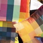 Kvadrat textile collection in collaboration with Cristian Zuzunaga ©Tom Fallon