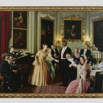 Yinka Shonibare Diary of a Victorian Dandy Yinka Shonibare, credit Victoria and Albert London