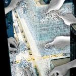 J Mayer's proposal for Audi Urban Future Award city poked