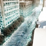 J Mayer's proposal for Audi Urban Future Award where buildings, roads and cars communicate with one another