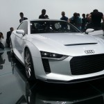 Audi Quattro Concept pays homage to the revered 1984 sport quattro ©Nargess Shahmanesh Banks