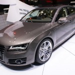 Audi A7 Sportback combines saloon car versatility and hatchback practicality