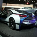 BMW VisionEfficient Dynamics concept car will be made as part of the marque's Project i ©Nargess Shahmanesh Banks
