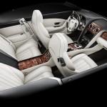 Bentley Continental GT Seat design