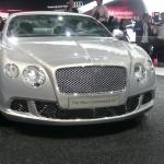 Bentley Continental GT ©Nargess Shahmanesh Banks