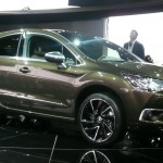 Citroen DS4 is the second model in the DS line that pays tribute to the iconic car ©Nargess Shahmanesh Bank