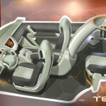 Felipe Roo Clefas gave the Terranaut concept car a science fiction narrative