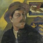 Hervé Lewandowski ©Paris Musée d'Orsay Oil on canvas 460 x 380mm