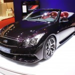 Infiniti Performance Line G Cabrio concept is the company's vision of a new range of models to extend the Japanese marque's reach further into the performance car marke