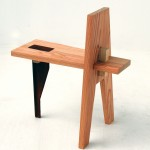 Keel stool by Oscar Narud for the Royal College of Art