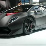 Lamborghini Sesto Elemento concept features carbon-fibre-reinforced plastic technologies that will appear in future models ©Nargess Shahmanesh Banks
