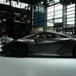 Lamborghini's Sesto Elemento carbon concept weighs under 1000kg - a low figure for such a high-performance car ©Nargess Shahmanesh Banks
