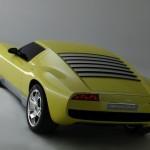 Luc Donckerwolke, an active cartoonist, helped pen the 2006 Lamborghini Miura design study