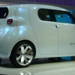 Nissan Townpod concept is an insight into its future zero-emission vehicle design ©Nargess Shahmanesh Banks