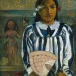 Paul Gauguin, Teha 'amana has many Parents 1893, ©Art Institute of Chicago, US © Art Institute of Chicago, Oil on canvas