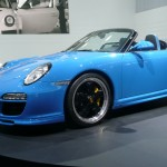 Porsche 911 Speedster is a limited edition production car based on the 1954 Porsche 356 Speedster