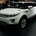 Range Rover Evoque is the 'baby' Range Rover