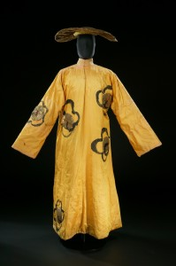 Costume for a Mandarin in Le Chant du Rossignol by Henri Matisse, 1920 from Diaghilev and the Golden Age of the Ballets Russes 1909-1929 - photo© Succession