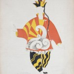 Front cover: Costume de Chinois du Ballet Parade with costume design for a Chinese Conjurer by Pablo Picasso 1917 from Diaghilev and the Golden Age of the Ballets Russes 1909-1929- photo© ADAGP, Paris and DACS, London 2010