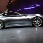 Infiniti Essence concept at the 2008 Geneva Motor Show