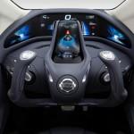 Nissan Land Glider driver interface