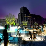 BIG's urban future ideas suggest a flexible 'elastic' city that changes shape according to need
