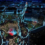 BIG's urban mobility concept shows how driverless cars can change the dynamics of the urban pavement