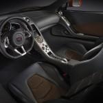 McLaren 12C interior