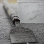 Tool detail used for the Legacy of the River Suite ©Rousseau Design & I-N-D-