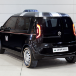 VW electric taxi concept