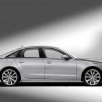 Audi A6, side profile
